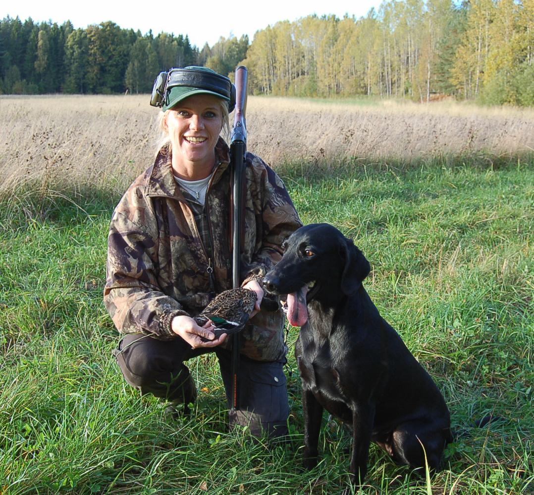 Jakt- och hundbilder